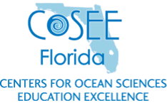 Centers for Ocean Sciences Education Excellence (cosee) Logo
